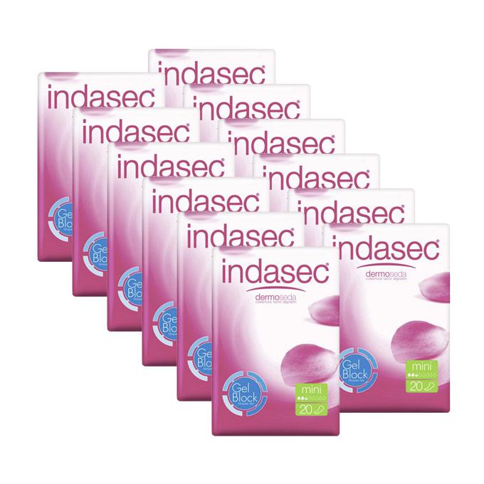 Insasec mini paquete de 240 uds.