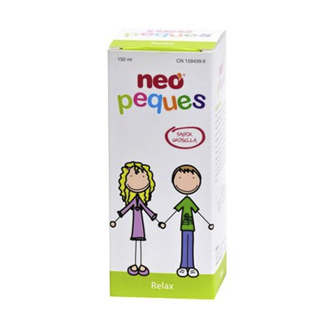 Jarabe infantil relax 150 ml. neo peques