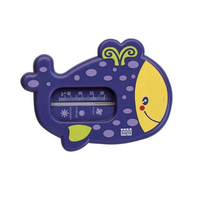 Termometro de baño Snorkels ballena Saro