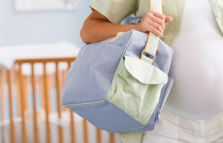 El momento del parto: prepara la maleta para el hospital