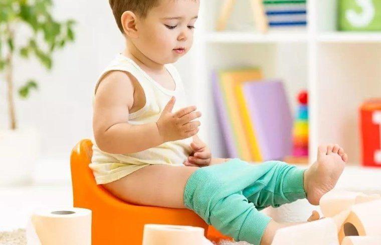 Control de esfínteres en el niño: del pañal al orinal.
