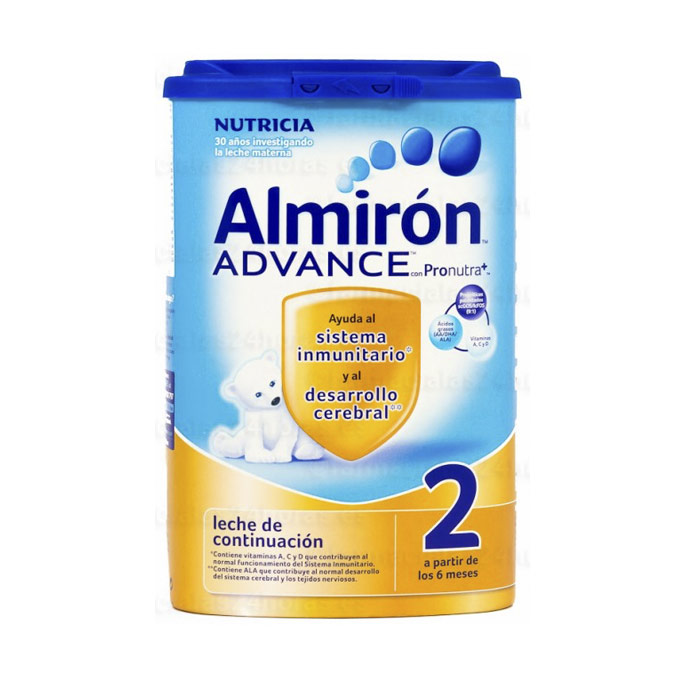 Almiron Advance 2 EZP 800 g.