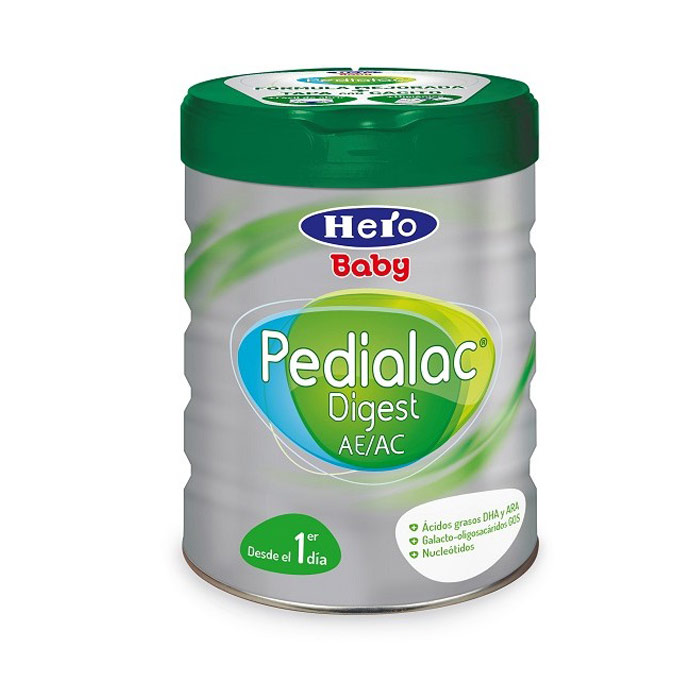 Pedialac Digest AE/AC 800 g. Hero Baby