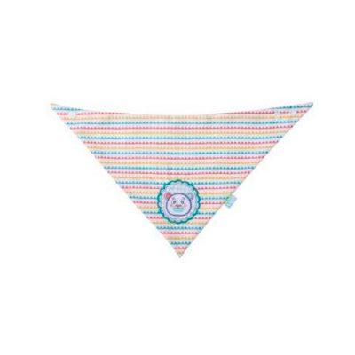 Baby foulard multicolor Saro