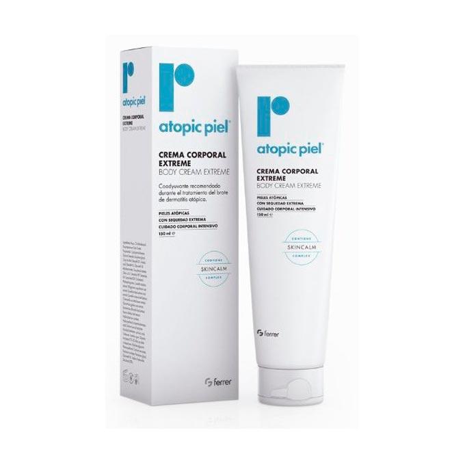 Crema corporal extreme 150 ml. Atopic piel Ferrer