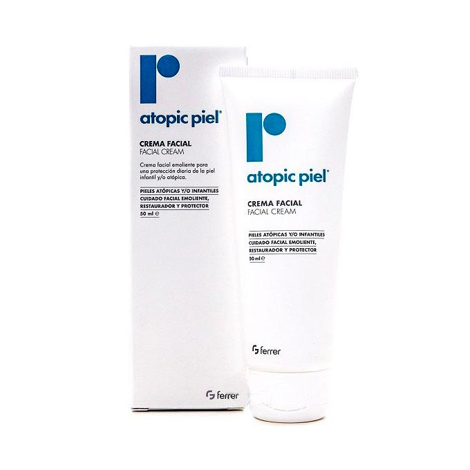 Crema facial 50 ml. Atopic piel Ferrer