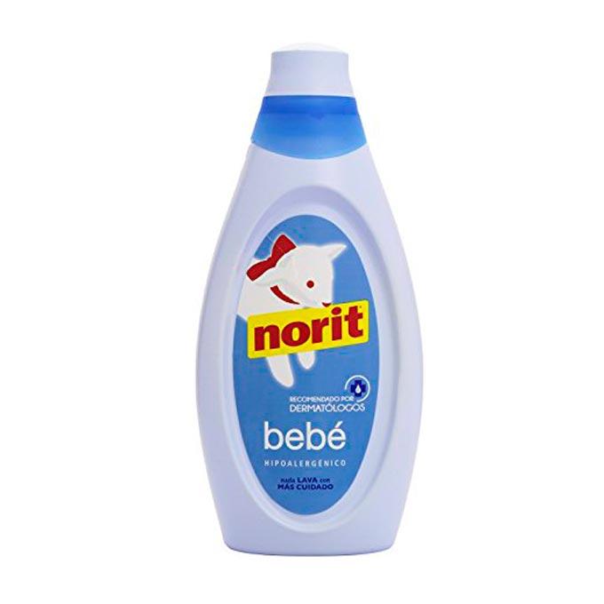 Jabón líquido Norit bebé hipoalergénico 32 lavados
