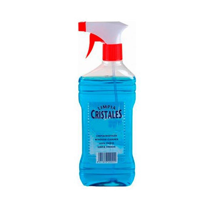 Limpiacristales botella de 750 ml.