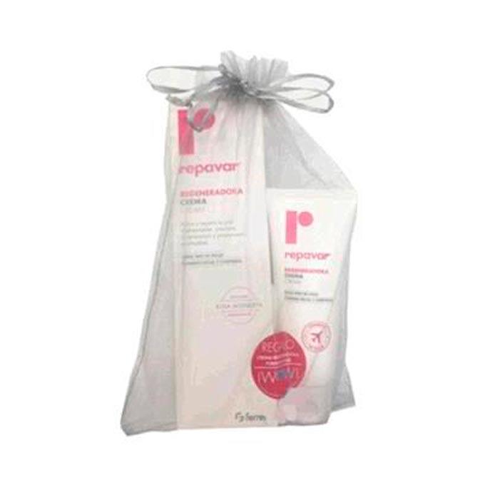 Pack crema regeneradora 125 ml. regalo crema regeneradora 50 ml. repavar ferrer