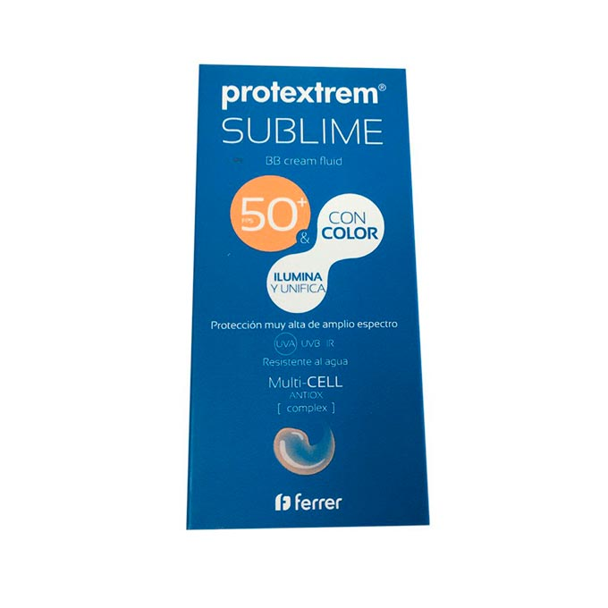 Protector solar Sublime color Protextrem Ferrer