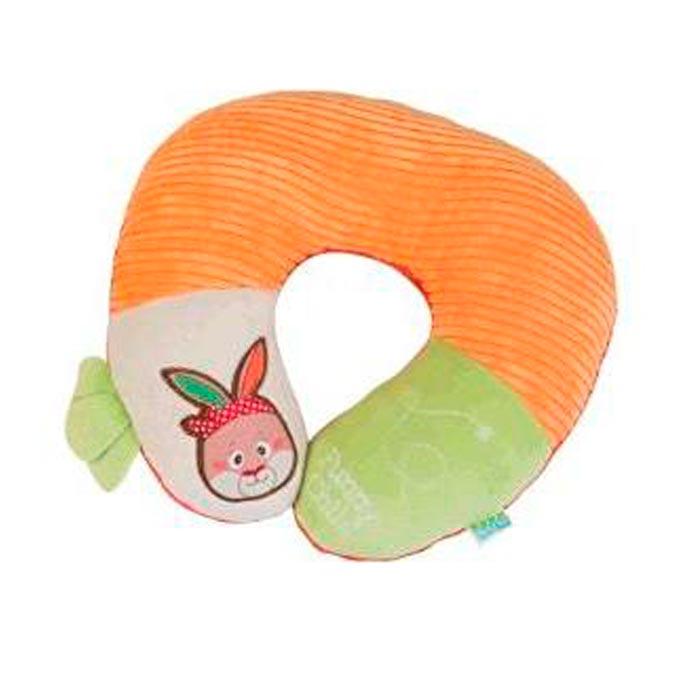 Reposacabezas bebe naranja Saro
