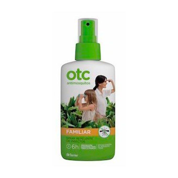 Spray repelentes antimosquitos familiar Otc
