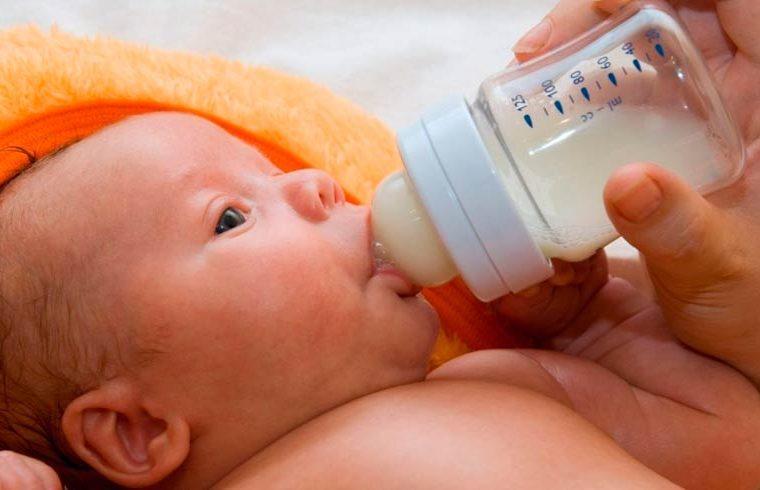 Criterios para elegir la leche en polvo para bebés
