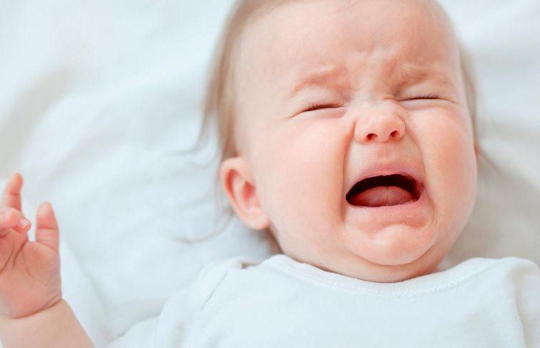 Porqué lloran los bebés
