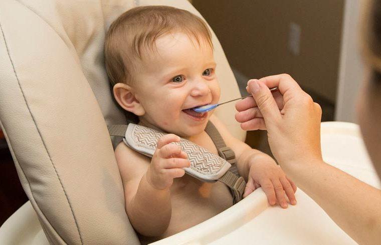 ¿Cómo se preparan las papillas para bebés?