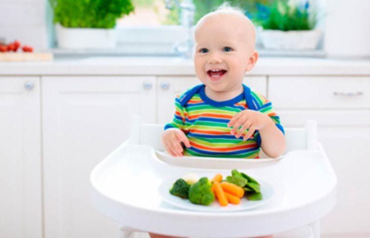 Pautas para la alimentación de tu bebé durante el primer año