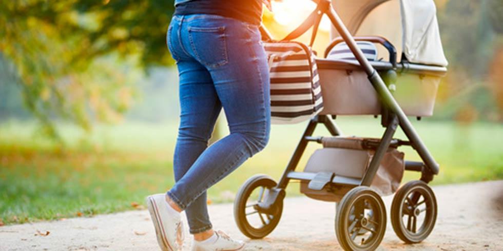 Consejos para pasar al bebe del capazo a la silla