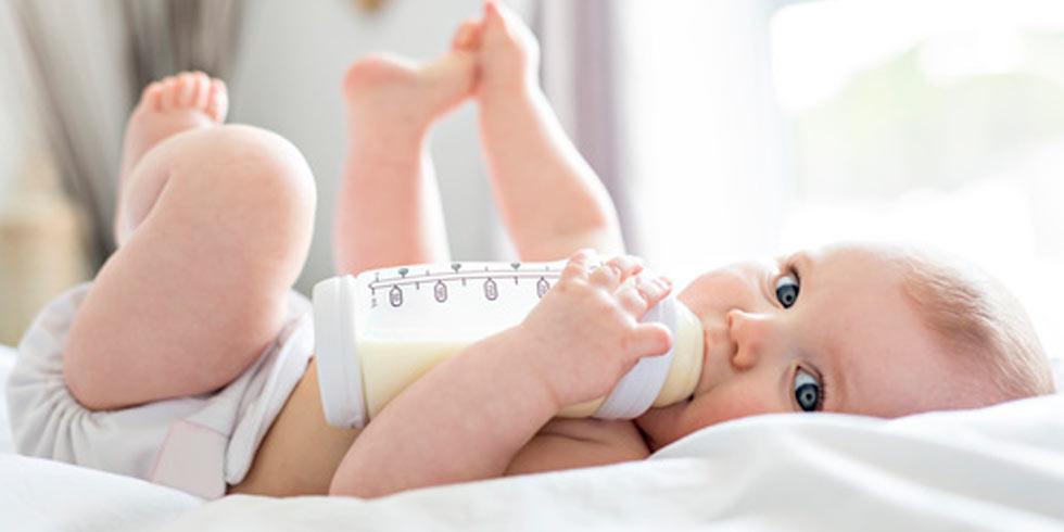 Claves de la leche de fórmula para bebés