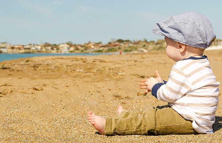 Cómo cuidar la piel de tu bebé del sol