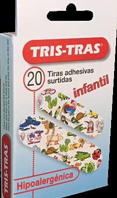 TIRITAS TRIS-TRAS